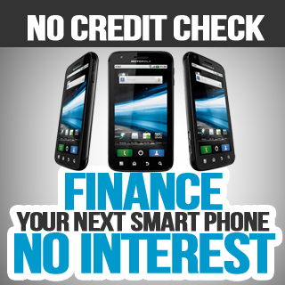 cell phone financing program
